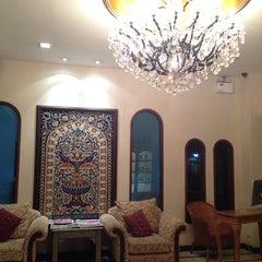 Photo taken at Sheik Istana Hotel by Nuchie N. on 1/24/2014