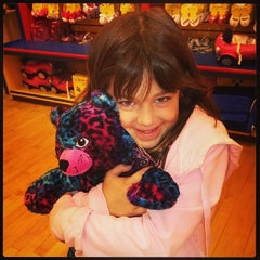 Photo taken at Build-A-Bear Workshop by Eric S. on 10/26/2013