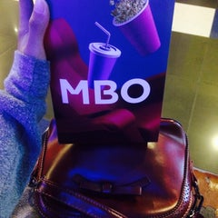 Photo taken at MBO Cinemas by Sofia Y. on 9/26/2015
