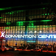 Photo taken at SMX Convention Center by Juan E. on 5/22/2013