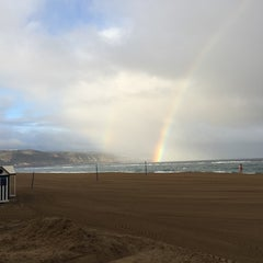 Photo taken at Playa Grande by Francisco José G. on 12/3/2014
