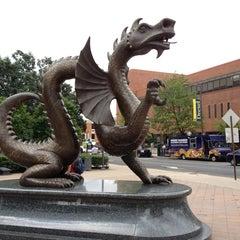 Photo taken at Drexel University by Zoe L. on 8/23/2013