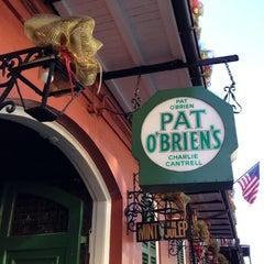 Photo taken at Pat O'Brien's by Jeff G. on 12/8/2012