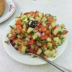 Photo taken at sahara restaurant Best Mediterranean food In Brooklyn NY by Jeff P. on 8/24/2013