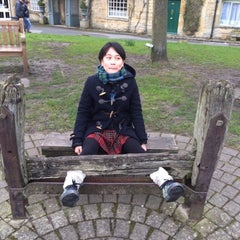 Photo taken at Stow-on-the-Wold by じゅうなな ダ. on 3/7/2016