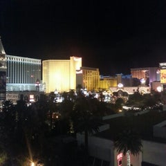 Photo taken at The Las Vegas Strip by Jon S. on 1/14/2013