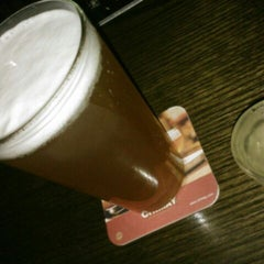 Photo taken at Bar One: a craft beer bar by Holly F. on 8/22/2012