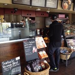 Photo taken at Starbucks by Vicky K. on 10/1/2014