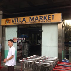 Photo taken at Villa Market (วิลล่า มาร์เก็ท) by marimo on 5/14/2014