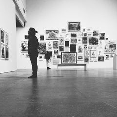 Photo taken at Institute of Contemporary Art by Alessandro G. on 11/8/2014