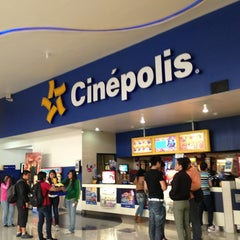 Photo taken at Cinépolis by Lucas E. on 8/21/2013