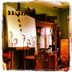 Photo taken at Barber Shop 1900 by Nikos M. on 12/20/2013