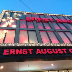 Photo taken at Ernst-August-Galerie by Miss M. on 12/20/2013