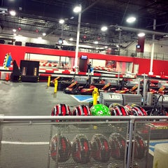 Photo taken at K1 Speed by Shahad.M on 7/28/2015