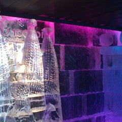 Photo taken at Icebarcelona by Isaac G. on 8/25/2013