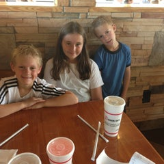 Photo taken at Cookout by Julie H. on 5/11/2013