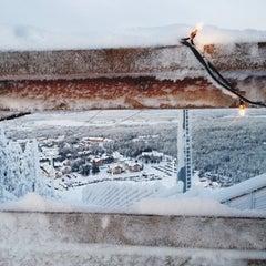 Photo taken at Levi Ski Resort by Katya K. on 12/28/2012
