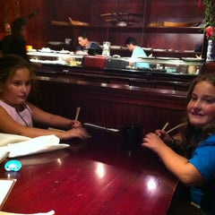 Photo taken at Samurai Japanese Steak House by Wayne L. on 9/8/2013