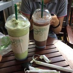 Photo taken at Café Amazon (คาเฟ่ อเมซอน) by Rabbit B. on 8/22/2015