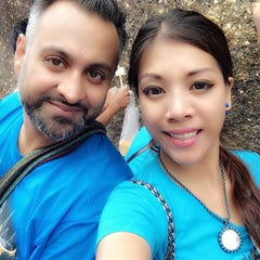 Photo taken at เขาคิชฌกูฏ (Khitchakut Mountain) by Ratha Katai C. on 3/18/2015