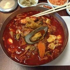Photo taken at Korea House by Min K. on 12/6/2014