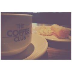 Photo taken at The Coffee Club by Dean N. on 5/22/2014