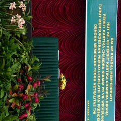 Photo taken at Kodam VII/Wirabuana by Nila D. on 3/18/2014