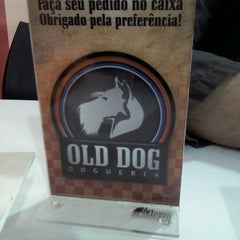 Photo taken at Old Dog Dogueria by Danielle M. on 6/8/2013