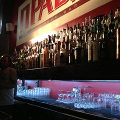 Photo taken at Pravda Vodka Bar by Michi M. on 4/22/2013