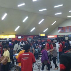 Photo taken at Arrival Terminal (MES) by D on 12/30/2012