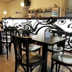 Photo taken at Café Podnebi by Jiri V. on 9/28/2012