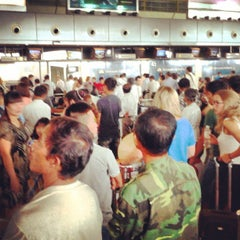 Photo taken at Immigration by Shashank N. on 7/28/2013