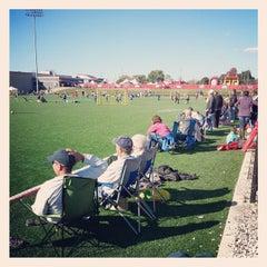 Photo taken at Uihlein Soccer Park by Alvin V. on 10/11/2014