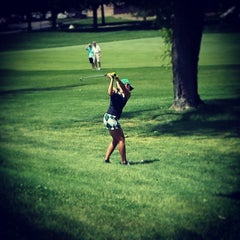 Photo taken at Battle Creek Country Club by Alvin V. on 6/7/2014
