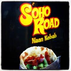 Photo taken at Soho Road Naan Kebab by Alvin V. on 9/30/2015