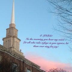 Photo taken at Second Presbyterian Church by Marjorie B. on 1/25/2015