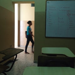 Photo taken at Edificio Juan Isidro Jimenez (JJ) by Evaristo R. on 1/31/2014