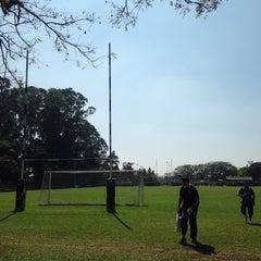 Photo taken at Clube Atlético De São Paulo ( SPAC ) by Rafael T. on 8/22/2015