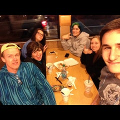 Photo taken at Cookout by Emily E. on 12/5/2014