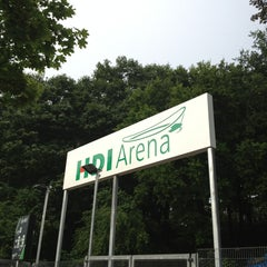 Photo taken at HDI Arena by Michael N. on 7/27/2013