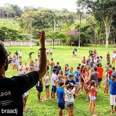 Photo taken at Sítio Green Peace - Pousada e Eventos by Sítio G. on 2/9/2016