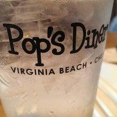 Photo taken at Pop's Diner Co. by crash_pr on 8/17/2014