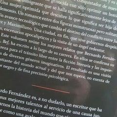 Photo taken at Librería Del Fondo De Cultura Economica by Marina P. on 1/29/2016