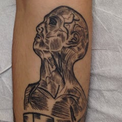 Photo taken at Northern Liberties Tattoo by Kyle F. on 6/24/2015