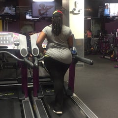 Photo taken at Planet Fitness by Best T. on 4/16/2015