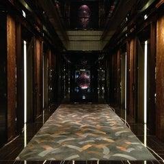 Photo taken at The Ritz-Carlton, Hong Kong by Aho S. on 6/22/2013