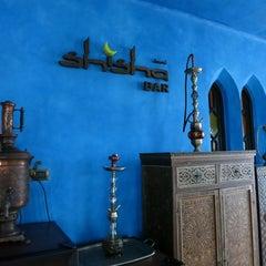 Photo taken at Shisha Bar @ Villa Moroc by Aho S. on 10/6/2013