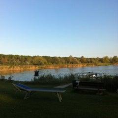 Photo taken at KLI waterski school by Sam L. on 9/16/2012
