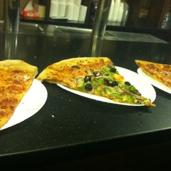 Photo taken at Little Steve's Pizzeria by Danielle P. on 3/17/2013
