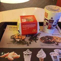 Photo taken at McDonald's by Алексей С. on 1/7/2015